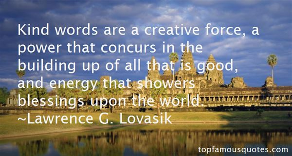 Lawrence G. Lovasik Quotes