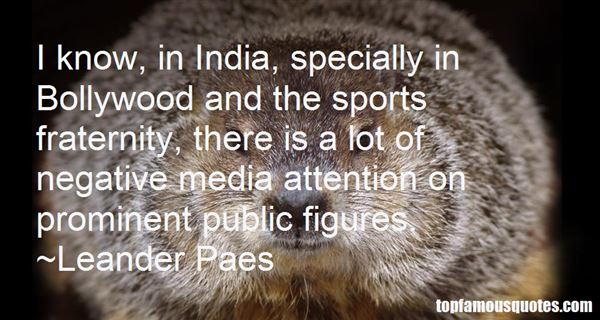 Leander Paes Quotes