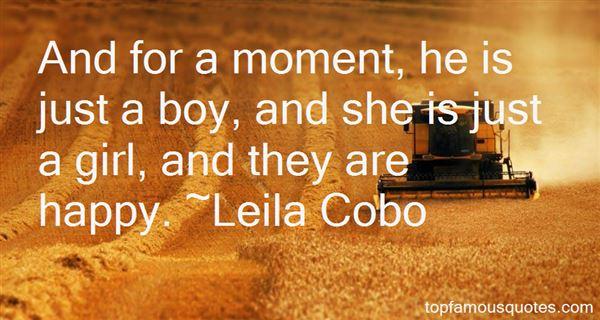 Leila Cobo Quotes
