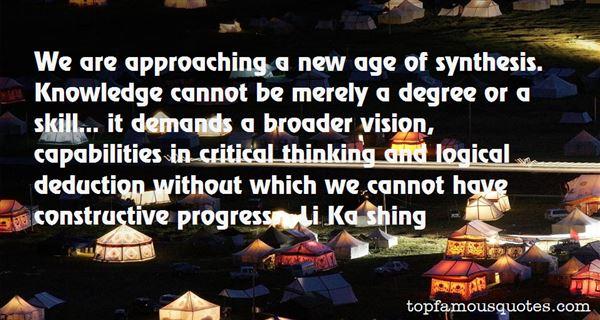 Li Ka Shing Quotes