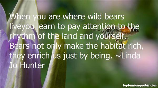 Linda Jo Hunter Quotes