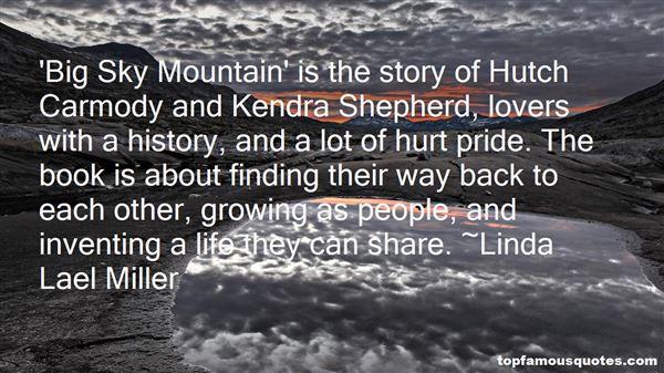 Linda Lael Miller Quotes