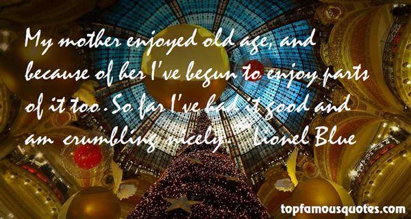 Lionel Blue Quotes