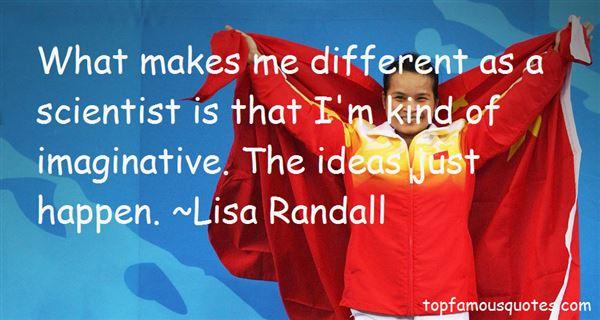 Lisa Randall Quotes