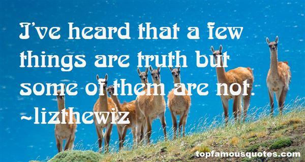 Lizthewiz Quotes