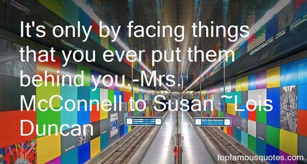 Lois Duncan Quotes