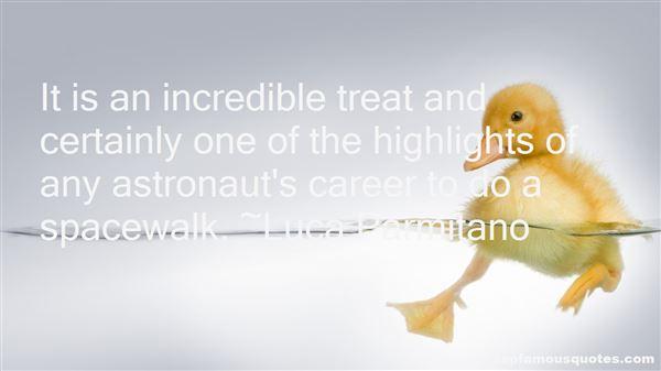 Luca Parmitano Quotes