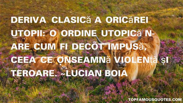 Lucian Boia Quotes