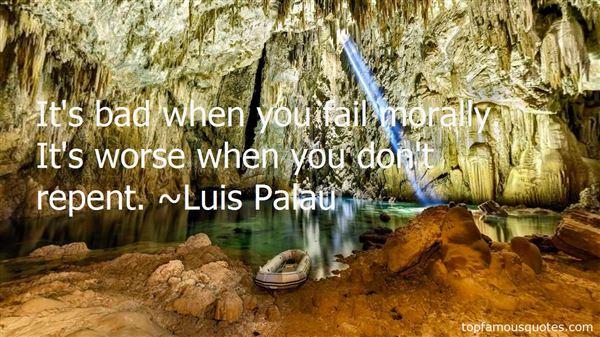 Luis Palau Quotes