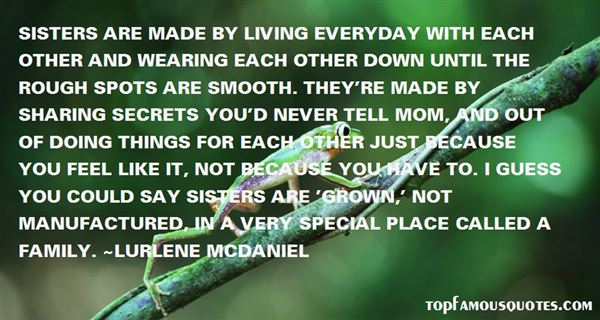 Lurlene McDaniel Quotes