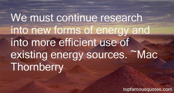 Mac Thornberry Quotes