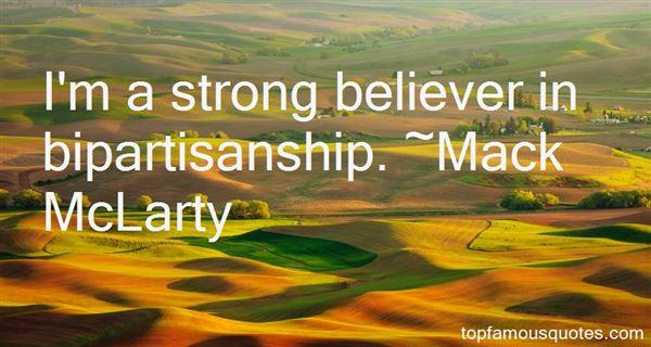 Mack McLarty Quotes