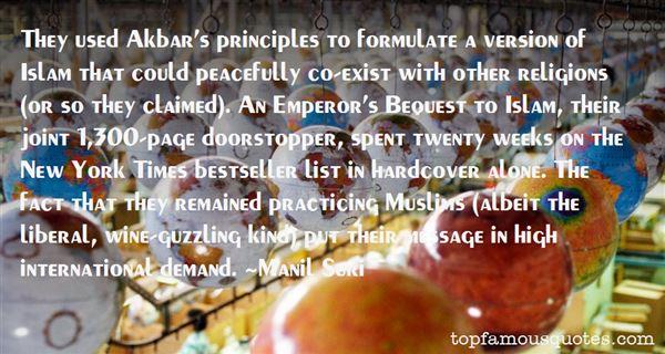 Manil Suri Quotes
