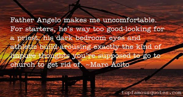 Marc Acito Quotes