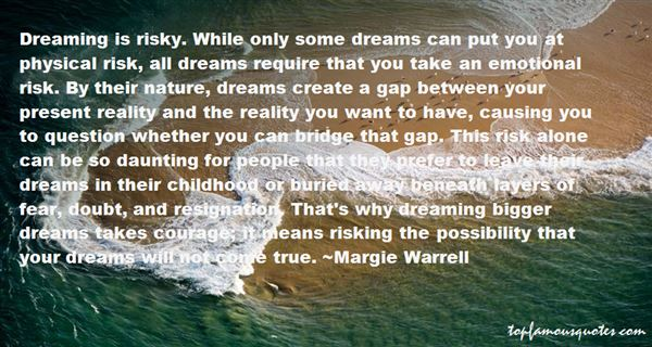 Margie Warrell Quotes