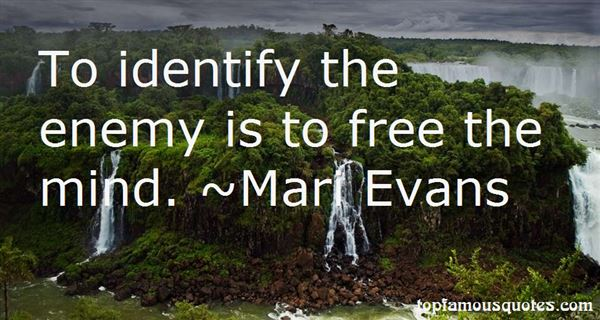Mari Evans Quotes