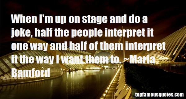 Maria Bamford Quotes