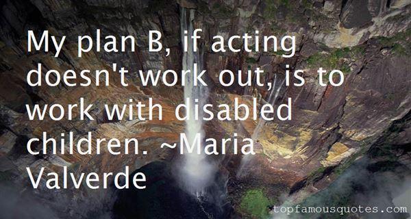 Maria Valverde Quotes