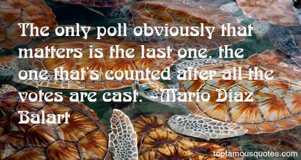 Mario Diaz Balart Quotes