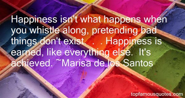Marisa De Los Santos Quotes