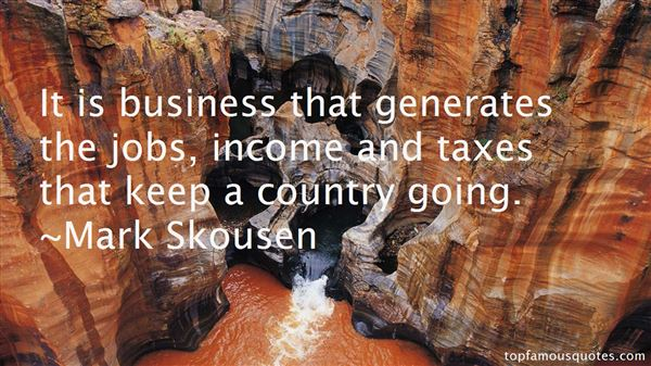 Mark Skousen Quotes