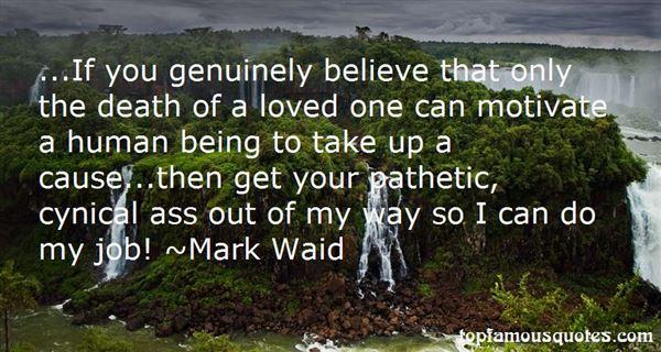 Mark Waid Quotes