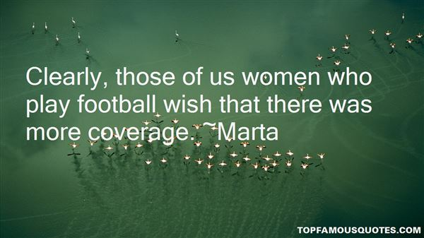 Marta Quotes