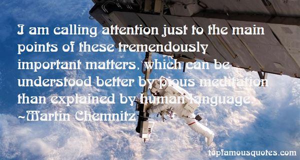Martin Chemnitz Quotes