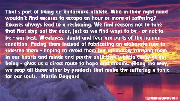 Martin Duggard Quotes