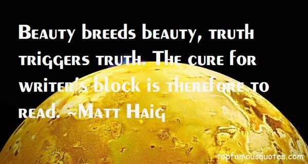 Matt Haig Quotes