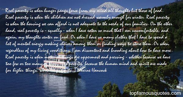 Maxine Hancock Quotes