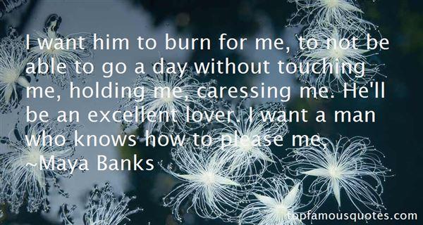 Maya Banks Quotes