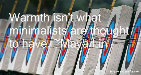Maya Lin Quotes