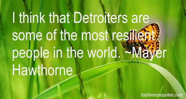 Mayer Hawthorne Quotes