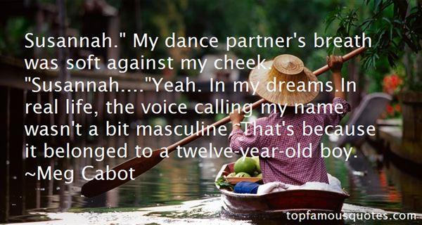 Meg Cabot Quotes