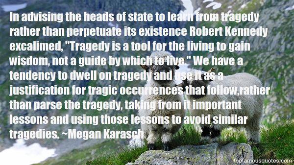 Megan Karasch Quotes