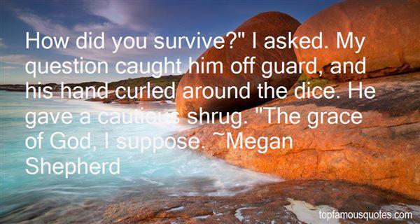 Megan Shepherd Quotes