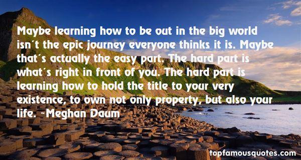 Meghan Daum Quotes