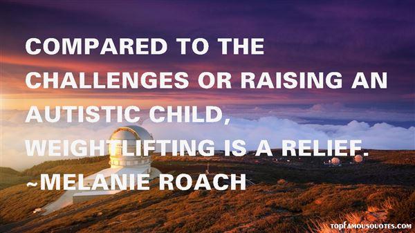 Melanie Roach Quotes