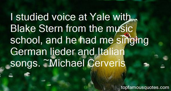 Michael Cerveris Quotes