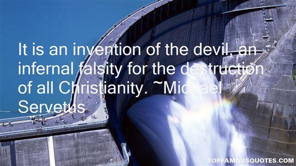Michael Servetus Quotes
