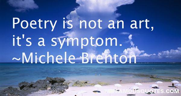 Michele Brenton Quotes