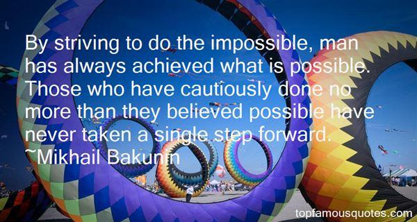 Mikhail Bakunin Quotes