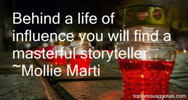 Mollie Marti Quotes