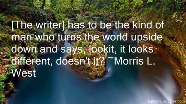 Morris L. West Quotes