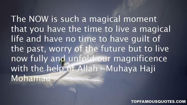 Muhaya Haji Mohamad Quotes