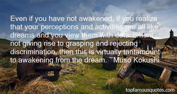 Muso Kokushi Quotes