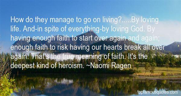 Naomi Ragen Quotes