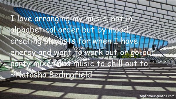 Natasha Bedingfield Quotes