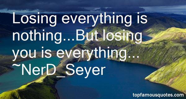 NerD_Seyer Quotes